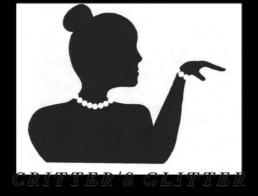 Critter's Glitter logo.