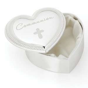 First communion heart box