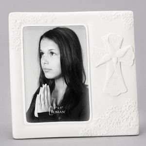 Confirmation frame. Hold 4X6 picture