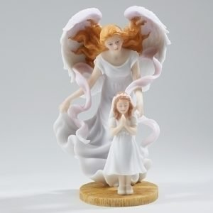 First communion Sophia statue