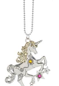 Unicorn Car Charm