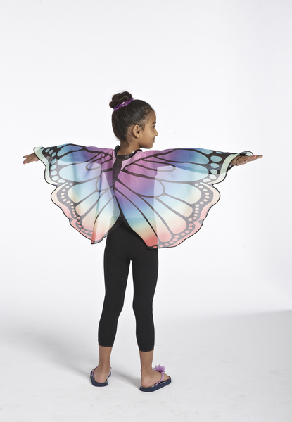 Costume Butterfly Wings by Ganz Girl 3